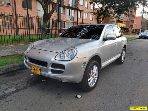 Porsche Cayenne At 4x4 3.2