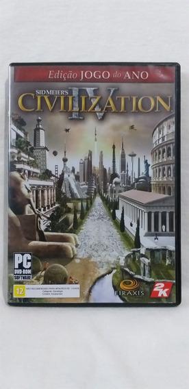 Sid Meier´s Iv Civilization Pc