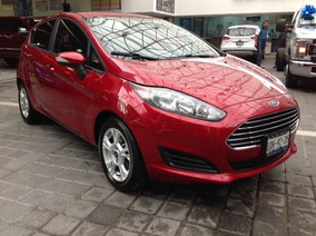 * Ford Fiesta Se Hatchback 2016 Manual