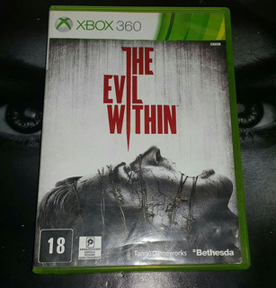 The Evil Within Xbox 360 Impecable