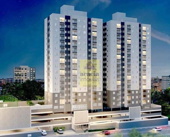 Apartamento Com 2 Dormitórios À Venda, 41 M² Por R$ 217.000,00 - Aliança - Osasco/sp - Ap2450