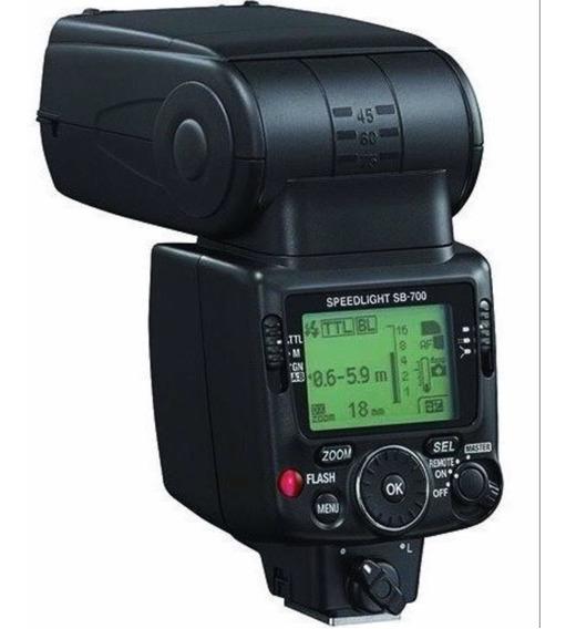 Flash Nikon Sb 700 Super Novo!