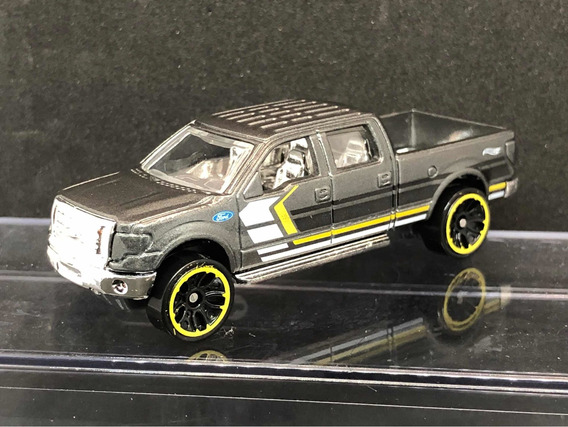 Hot Wheels 2009 Ford F-150 F 150 Loose 5 Pack