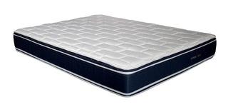 Colchon Inducol Nimbus Visco 140 X 190 Espuma Soft 2 Plazas