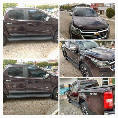 Chevrolet S10 2.8 Ltz Cab. Dupla 4x4 Aut. 4p 2019