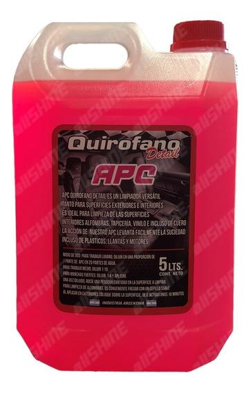 Apc Quirofano Detail Desengrasante Int Ext 5 Litros