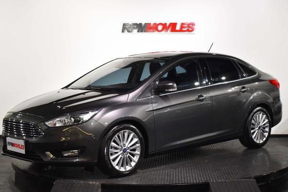 Ford Focus Iii 2.0 Sedan Titanium At6 2019 Rpm Moviles