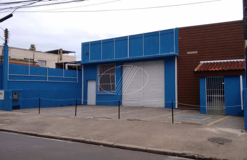 Galpão Para Aluguel Em Jardim Chapadão - Ga208128