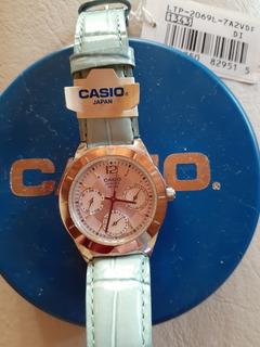 Casio Mujer Ltp 2069l