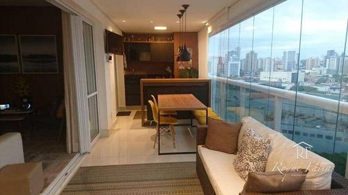 Imagem 1 de 19 de Apartamento Com 3 Dormitórios À Venda, 136 M² Por R$ 1.685.000,00 - Centro - Osasco/sp - Ap5059