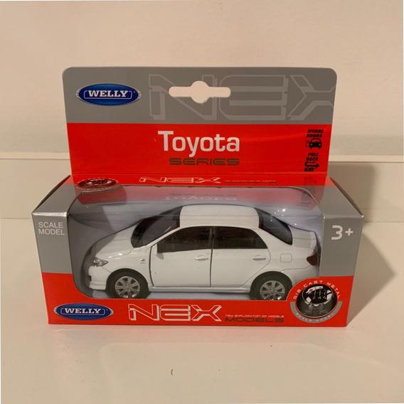 Toyota Series Auto Metálico De Colección Welly