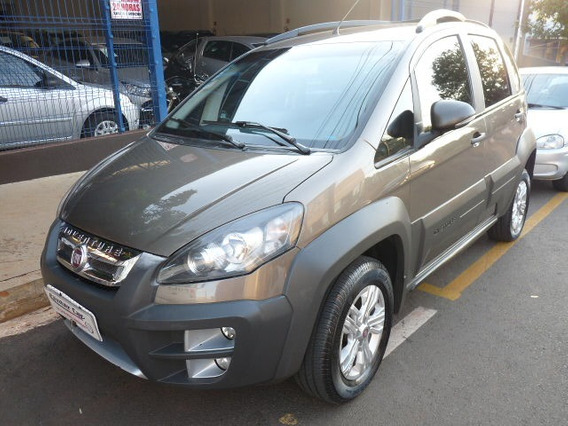 Fiat /idea 1.8 16v Adventure Flex 2*dona