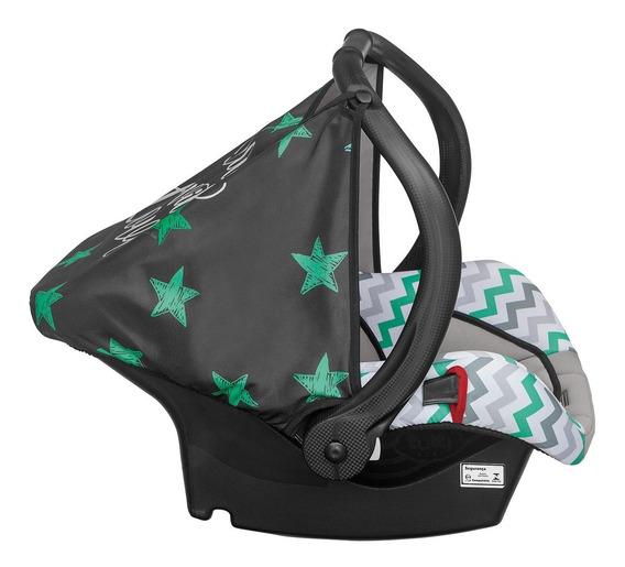 Bebê Conforto Com Base Preta - Ello - Tutti Baby