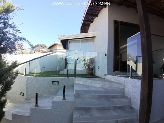 Casa Em Atibaia, Jardim Paulista Excelente Bairro Residencial Próximo A Alameda Lucas Nogueira Garcez - Ca00954 - 68312780