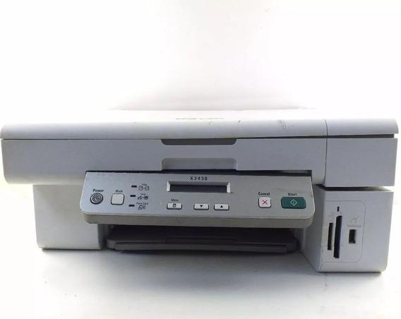 Impressora Copiadora Lexmark X3430 Sem Cartucho Defeito!!!