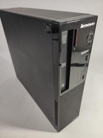 Desktop Lenovo E73 I3 4ª Geração Hd 500gb 4gb Ram