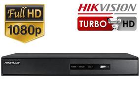 Dvr Hikvision 1080p Ds-7204 Para 04 Câmeras