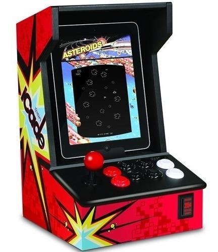 Fliperama Joystick 8 Botões Jogos Arcade iPad Ion Icade