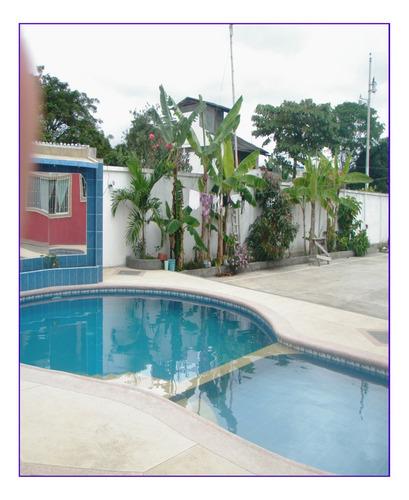 Imagen 1 de 14 de Tonsupa Hospedaje Con Piscina Departamentos Y Habitaciones