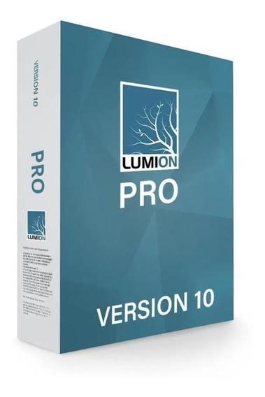 Lumion 10 Pro + Biblioteca + Instrucciones De Instalación