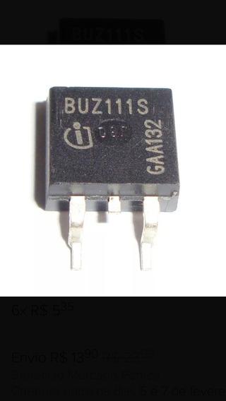 5 Peças Transistor Buz111s - Smd