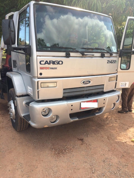 Ford Cargo 2422 No Chassi