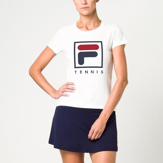 Camiseta Fila Feminina Soft Urban - Original
