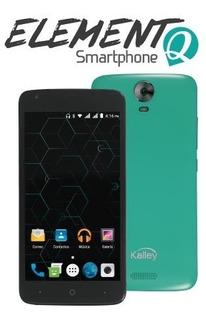 Teléfono Celular Kalley Element Q