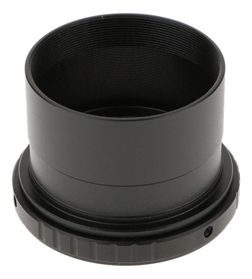Anel T Para Lente Câmera Pentax K +2 -inch Para Adaptador M