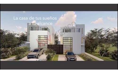 Casa Nueva En Fraccionamiento Villas Del Campo