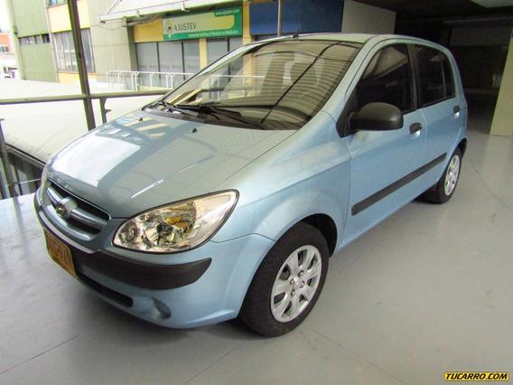 Hyundai Getz Tb Gl