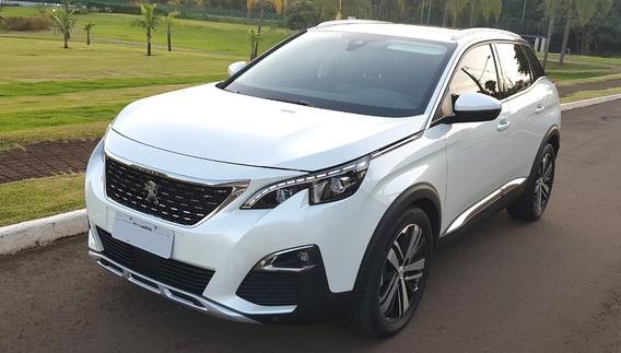 Peugeot 3008 2019 Branco - Super Novo E Barato