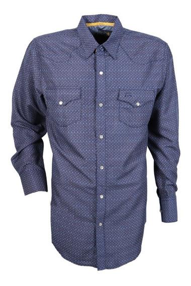 Camisa Vaquera Icy Denver Chh044 Azul