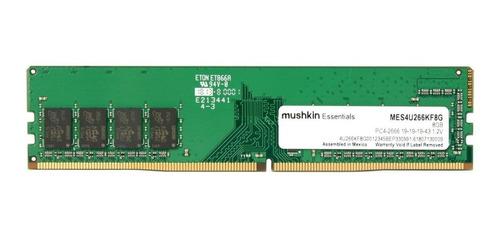 Imagem 1 de 1 de Memória RAM Essentials  8GB 1 Mushkin MES4U266KF8G
