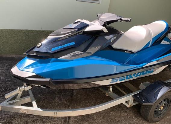 Jet Ski Seadoo Gti Se 130 - 2018 50 Hs - N Yamaha
