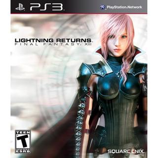 Lightning Returns Final Fantasy Xiii Digital Ps3