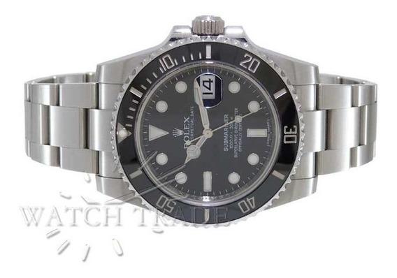 Relógio Rolex Submariner Date Cerâmica 2017 Ref.: 116610ln