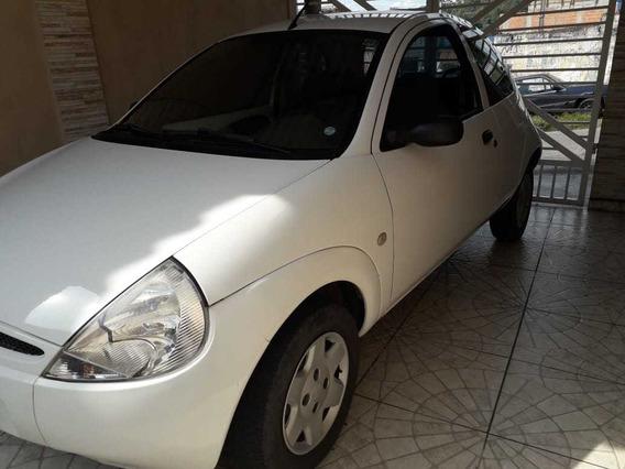 Ford Ka 1.0 Gl. Licenciado 2020 Placa Mercosul.
