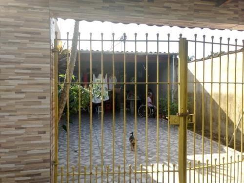 Casa Com Espaço Para Piscina No Gaivota - Itanhaém 6551 |npc