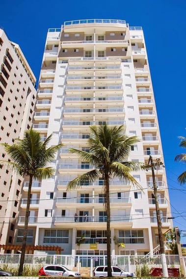 Apartamento 3 Quartos Com Visita Para O Mar Astúrias Guaruja