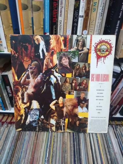 Lp Guns N Roses Use Your Illusion 1 Disco N2
