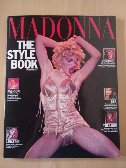 Revista Madona The Style Book Fashion Sex A430