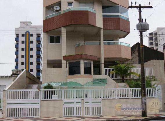 Apartamento Com 2 Dorms Centro Mongaguá R$ 250 Mil Cod: 7483