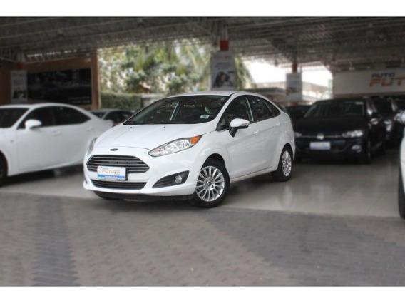 Fiesta Sedan Titanium 1.6 16v Flex Aut.