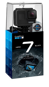 Gopro Hero 7 Black Lacrada - Pronta Entrega Chdhx-701-lw