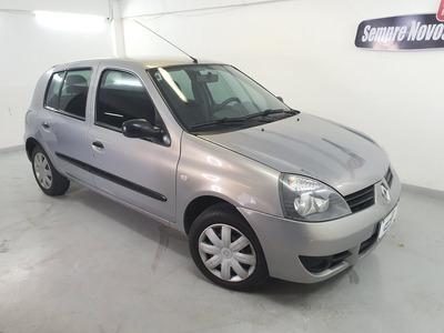 Renault Clio Authentique Hi-flex 1.0 16v 5p 2008/2008