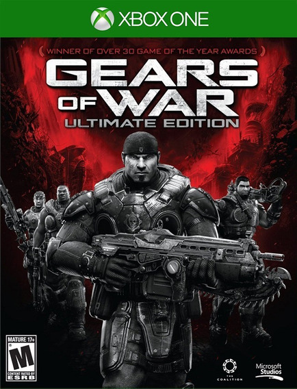 Gears Of War Ultimate - Xbox One 25 Digitos