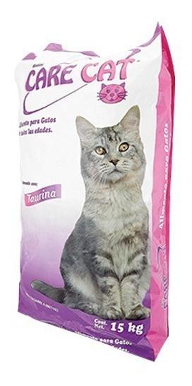 Alimento Gato Care Cat 15kg