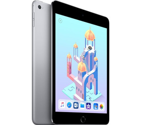 Apple iPad Mini 4 128gb Wifi Tela 7,9 1 Ano De Garantia E Nf