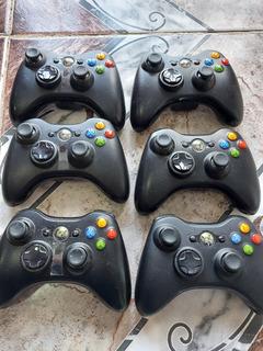 Joystick Original Inalámbrico Xbox 360 Como Nuevo Impecable!